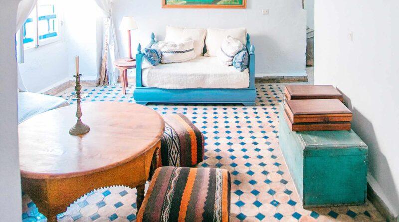 kolorowy pokój