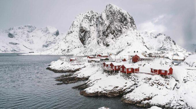 miasteczko w Norwegii