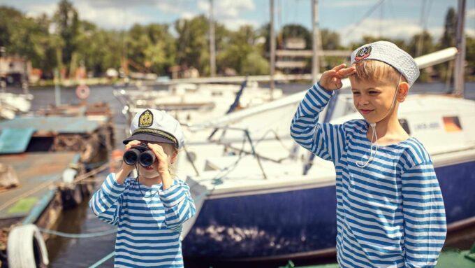 obóz żeglarski dla dzieci